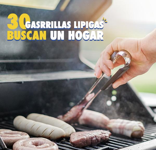 Bases Legales - 30 Gasrrillas con Lipigas