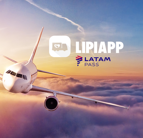 Bases Legales - Gana KMs Latam PASS con LipiApp
