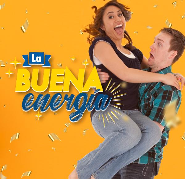Bases Legales - La Buena Energía