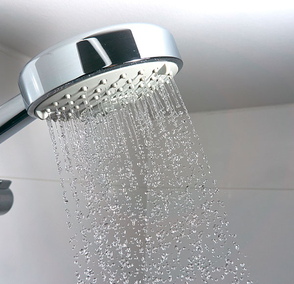 ¡Que no se te enfríe el agua de la ducha!