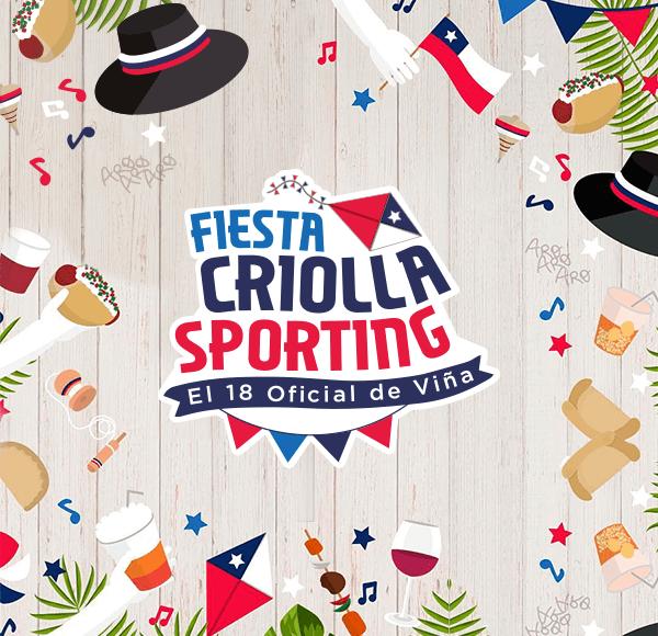 Bases Legales - Fiesta Criolla Sporting Viña del Mar