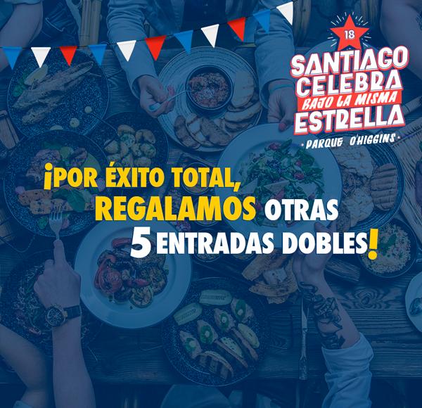 Bases Legales - Entradas a la Fiesta Criolla de Santiago