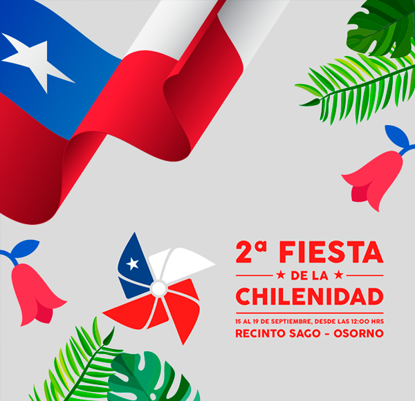 Bases Legales - Fiesta de la Chilenidad Osorno
