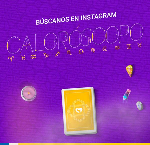 Bases Legales - Caloroscopo 2019 - Historias de Instagram