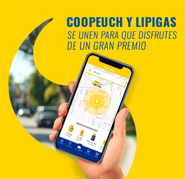 Bases Legales - Concurso Coopeuch Lipigas