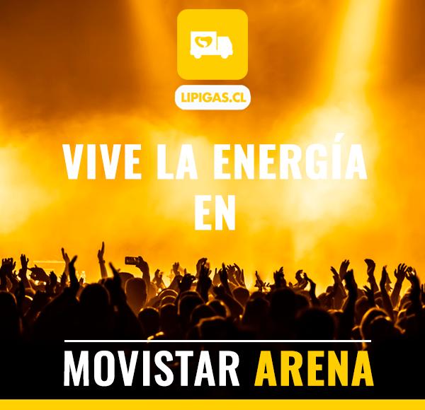 Bases Legales - Vive con Energía del Movistar Arena