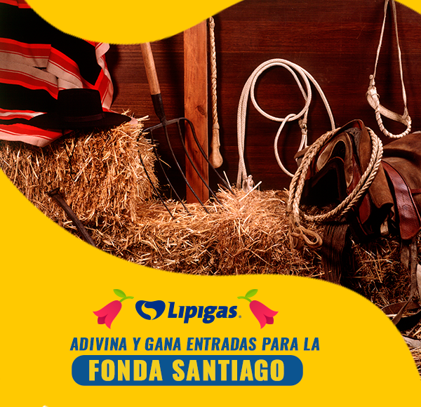 Bases Legales - Adivina y gana entradas para Fonda Santiago