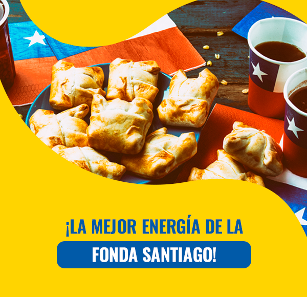 Bases Legales - Celebra con Lipigas en la Fonda Santiago