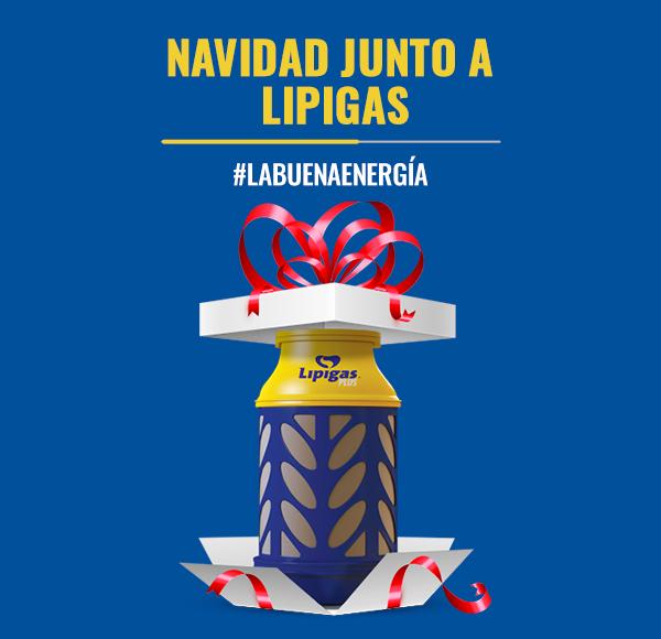 Bases Legales - Concurso Navidad Junto a la buena energia de Lipigas en IG