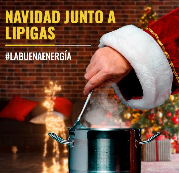 Bases Legales - Concurso Navidad Junto a la buena energia de Lipigas en FB