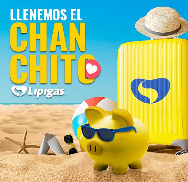 Bases Legales - Concurso El Chanchito Lipigas Instagram