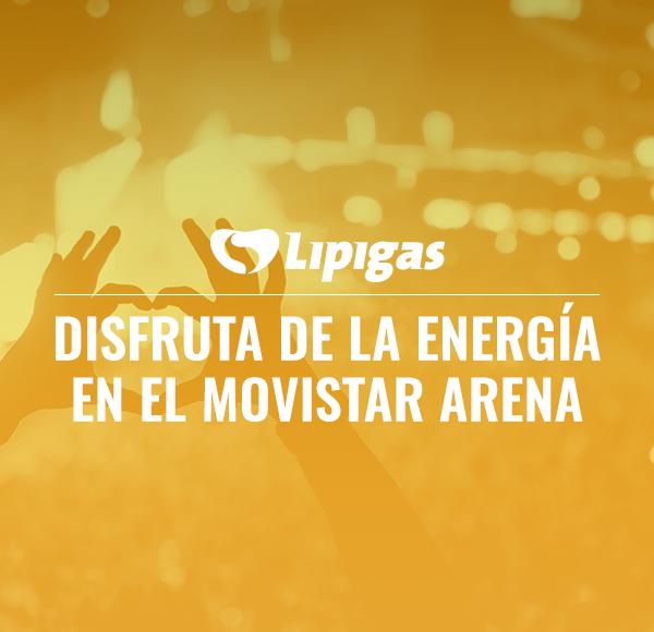 Bases Legales - Movistar Arena Clientes - Envasados 2020