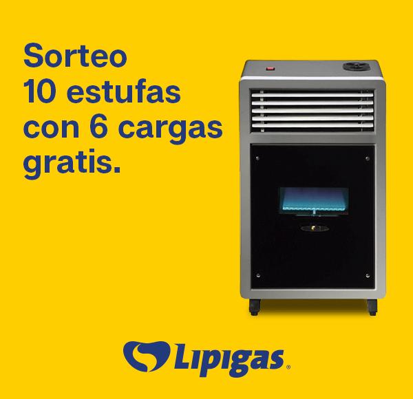Bases Legales - Gana una estufa con Lipigas