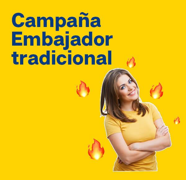 Bases Legales - Campaña Embajadores Tradicionales
