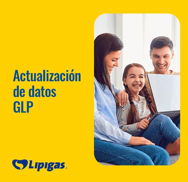 Bases Legales - Actualización de datos GLP