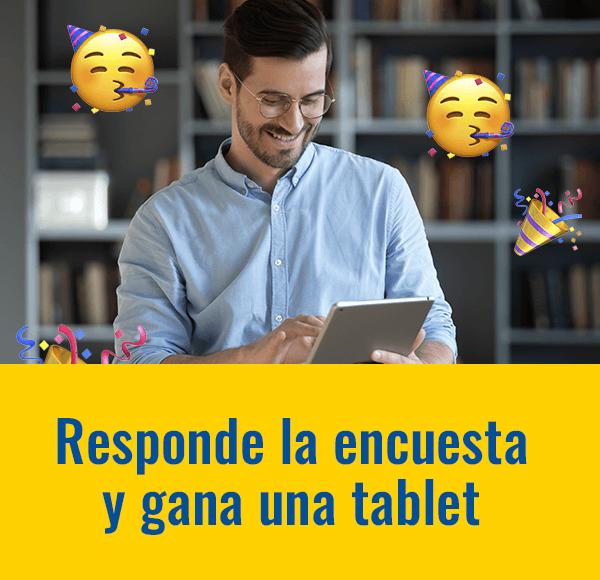 Bases Legales - Encuesta Medidor - Concurso Tablet