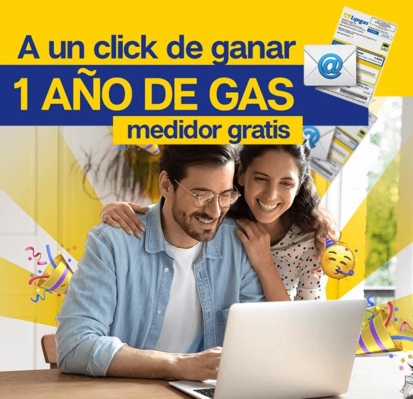 Bases Legales - Suscribe tu boleta electronica y gana 1 año de gas gratis