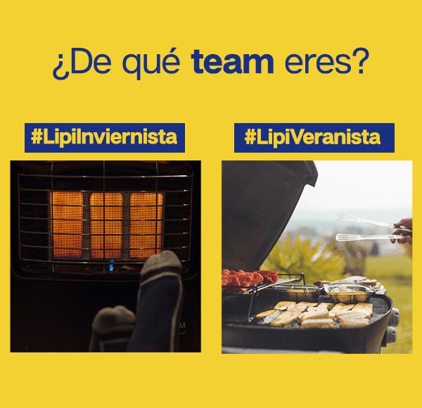 Bases Legales - Concurso LipiInviernista - LipiVeranista