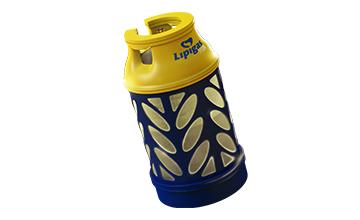 Lipigas innova mercado del GLP en Chile con nuevo cilindro translúcido