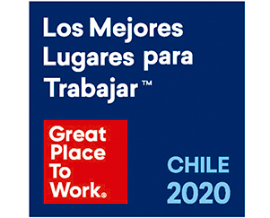 2° Lugar Great Place to Work 2020